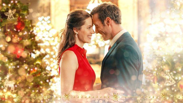 Una scena tratta dal film Un Natale di cioccolato