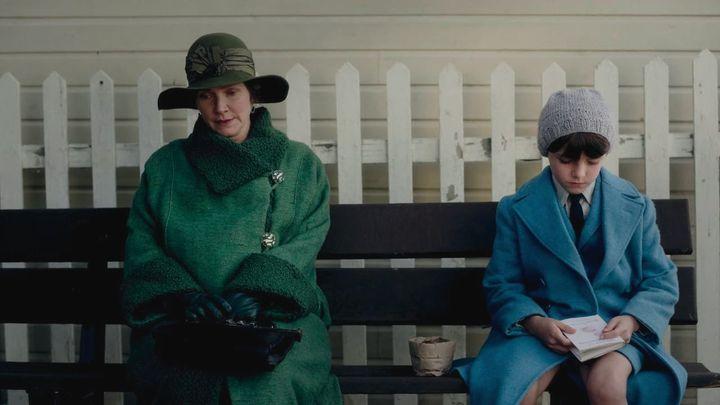 Una scena tratta dal film Roald & Beatrix - Un incontro magico