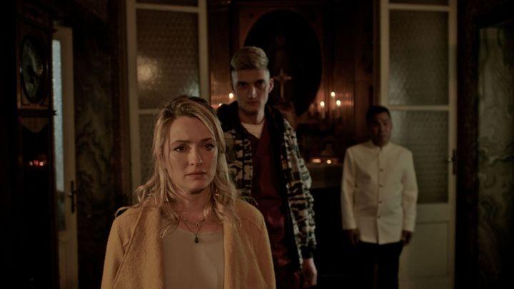 Una scena tratta dal film Letto n. 6