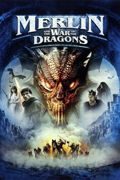 Locandina Merlino e la battaglia dei draghi