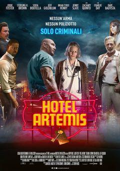 Locandina Hotel Artemis