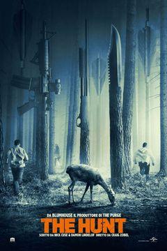 Locandina The Hunt