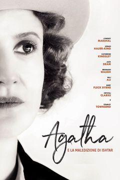 Locandina Agatha e la Maledizione di Ishtar