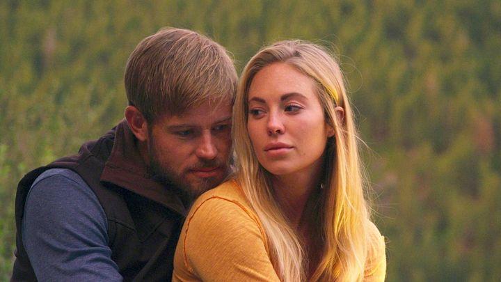 Una scena tratta dal film Un amore da salvare