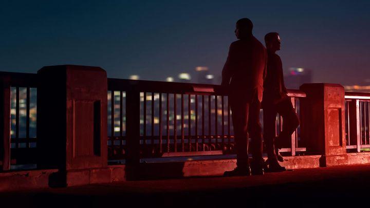 Una scena tratta dal film Fino all'ultimo indizio