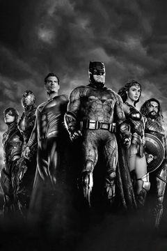 Locandina Zack Snyder's Justice League