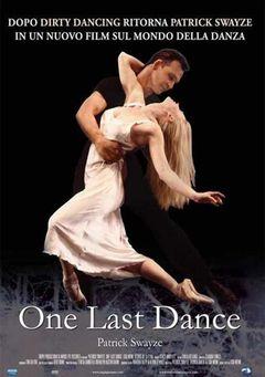 Locandina One Last Dance