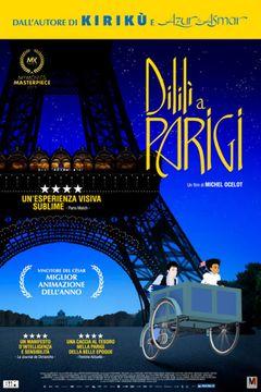 Locandina Dilili in Paris
