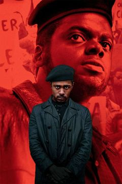 Locandina Judas and the Black Messiah