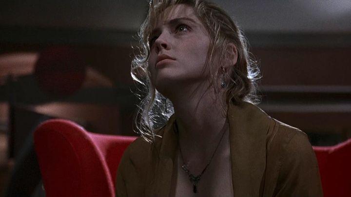 Una scena tratta dal film Scissors - Forbici