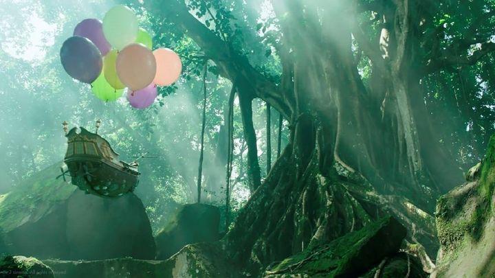 Una scena tratta dal film Minuscule 2 - Alla ricerca di nuovi mondi