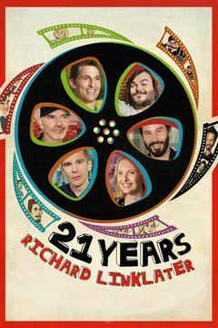 Locandina 21 Years: Richard Linklater