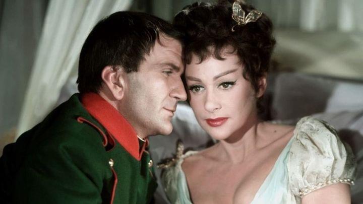 Una scena tratta dal film Napoleone ad Austerlitz