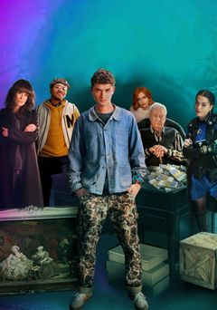 Locandina Twist