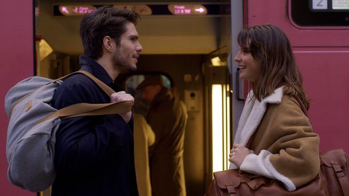Una scena tratta dal film Amore a seconda vista