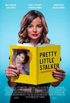 Locandina Pretty Little Stalker - Tra Le Pagine Della Pazzia