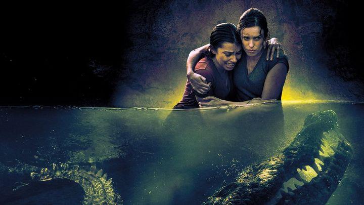 Una scena tratta dal film Black Water: Abyss