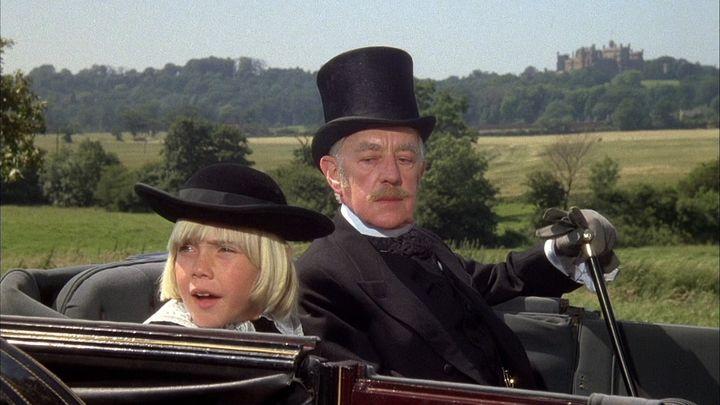 Una scena tratta dal film Il Piccolo Lord