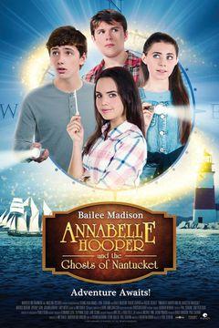 Locandina Annabelle Hooper e I fantasmi di Nantucket