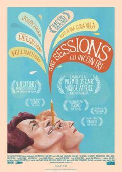Locandina The Sessions - Gli incontri
