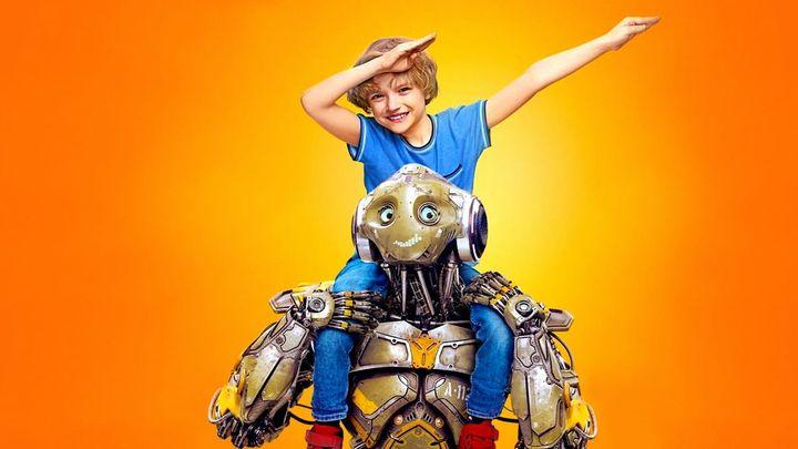 Una scena tratta dal film Robo