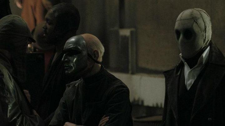 Una scena tratta dal film Franklyn
