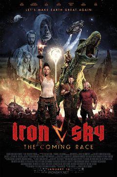 Locandina Iron Sky: The Coming Race