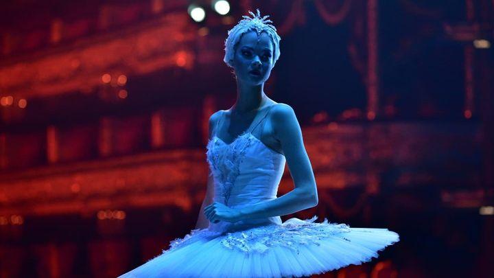 Una scena tratta dal film La ballerina del Bolshoi