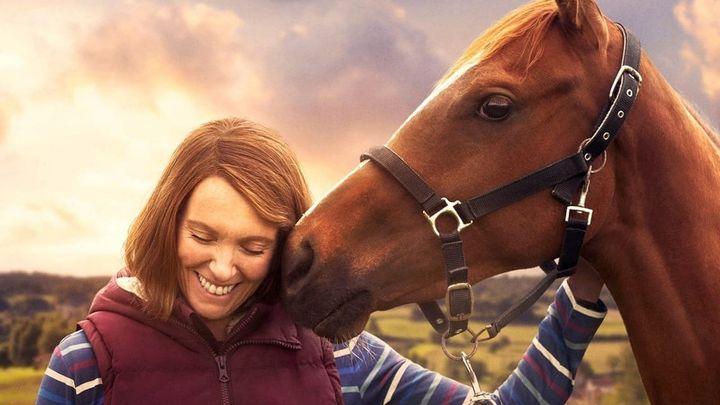 Una scena tratta dal film Dream Horse