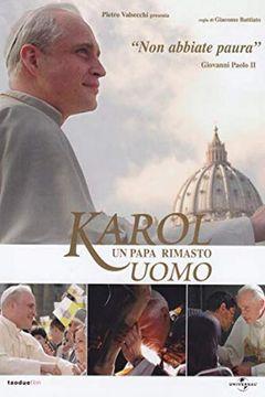 Locandina Karol, Un Papa Rimasto Uomo