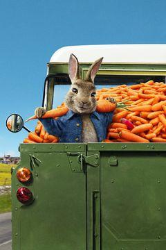 Locandina Peter Rabbit 2 - Un birbante in fuga
