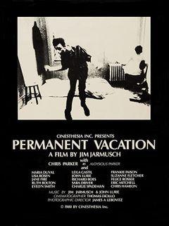 Locandina Permanent Vacation