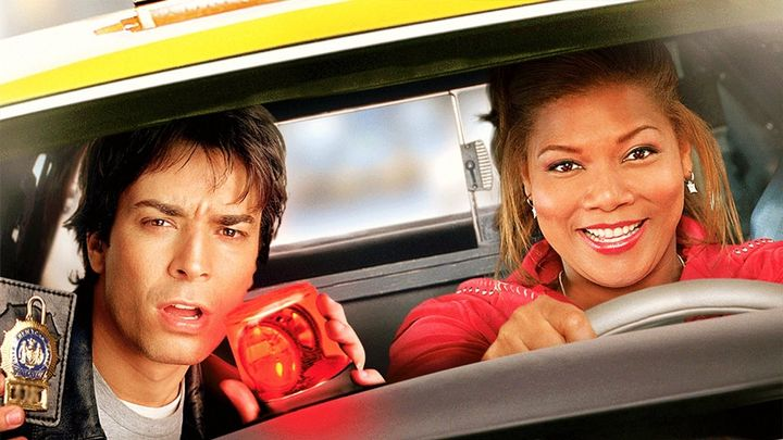 Una scena tratta dal film New York Taxi
