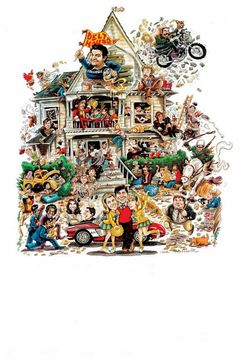 Locandina Animal House