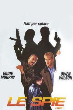 Locandina Le Spie