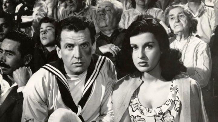 Una scena tratta dal film Un Marito Per Anna Zaccheo