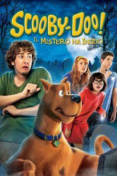 Locandina Scooby-Doo Il Mistero Ha Inizio