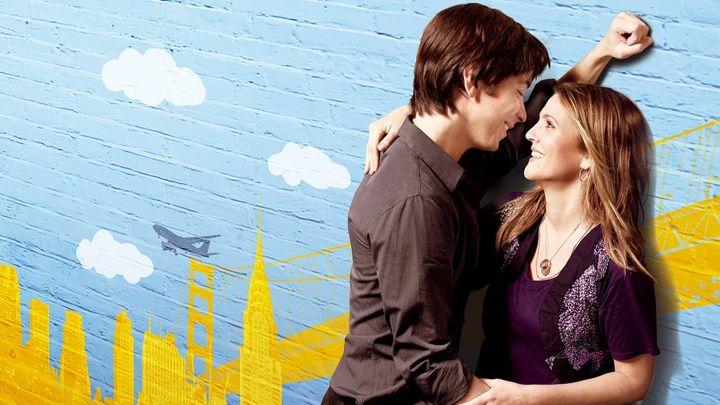 Una scena tratta dal film Amore A Mille... Miglia