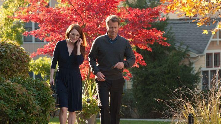 Una scena tratta dal film The English Teacher