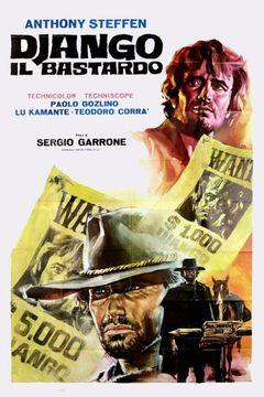 Locandina Django Il Bastardo