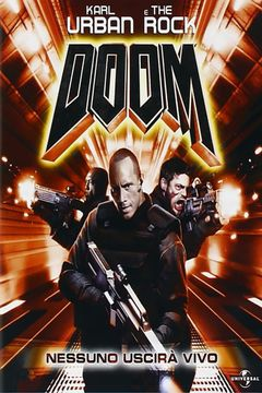 Locandina Doom