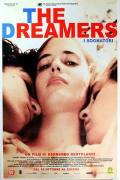 Locandina The Dreamers - I Sognatori