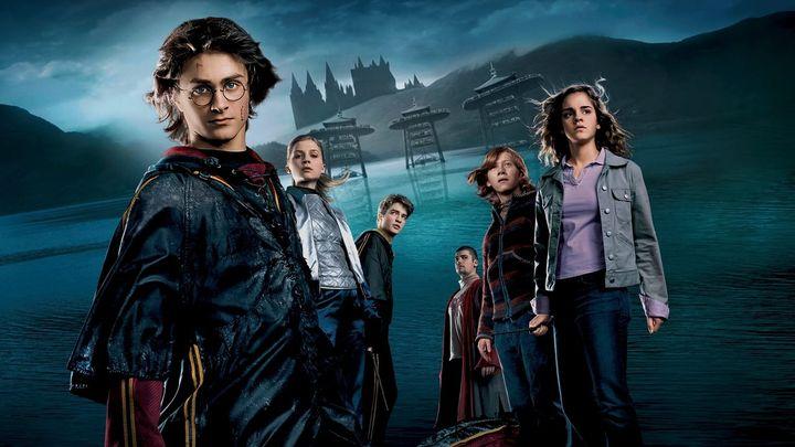 Una scena tratta dal film Harry Potter E Il Calice Di Fuoco