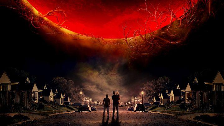 Una scena tratta dal film La Guerra Dei Mondi