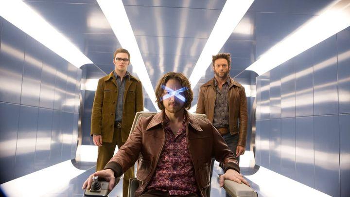 Una scena tratta dal film X-Men - Giorni Di Un Futuro Passato