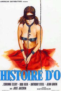 Locandina Histoire D'o