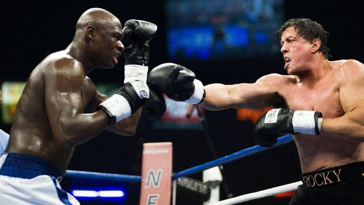 Una scena tratta dal film Rocky Balboa