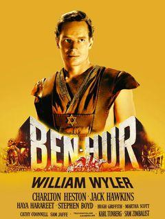 Locandina Ben Hur