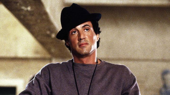 Una scena tratta dal film Rocky V