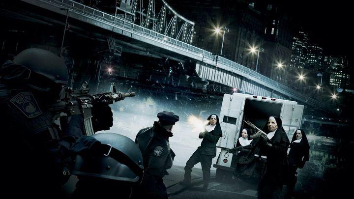 Una scena tratta dal film The Town
